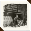 President Kennedy speaking at National Association for Retarded Children